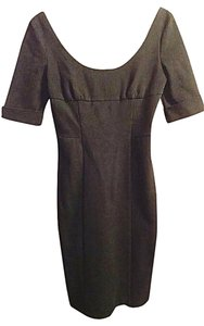 Diane von Furstenberg Dvf Sheath Pencil Knee Length Cocktail Dress