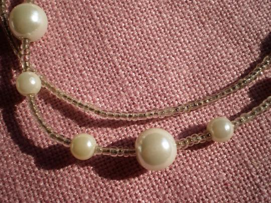 Other Like new Faux Pearls & seed beads necklace
