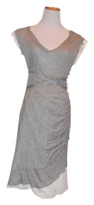 Diesel short dress GRAY on Tradesy