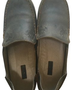 Olukai Rosin/Honey (dusty, dark green) Flats
