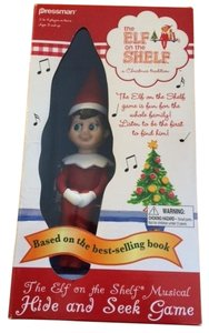 e.l.f. The Elf on the Shelf Hide and Seek Game