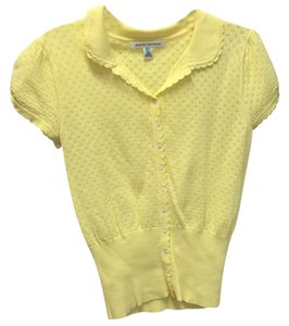 Banana Republic Top Light yellow