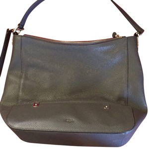 Ralph Lauren Satchel in Gray