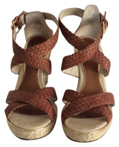 Sperry Brown Sandals