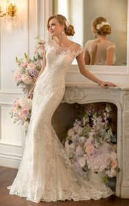 Essense Of Australia 5977 - Stella York Wedding Dress
