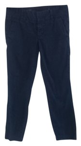 J.Crew Navy Work Khaki/Chino Pants Blue