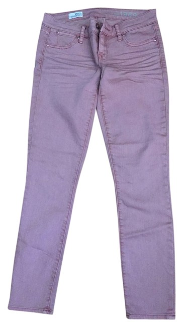 Preload https://img-static.tradesy.com/item/14348188/gap-pink-light-wash-5-pocket-skinny-jeans-size-26-2-xs-0-1-650-650.jpg