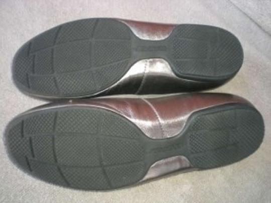 Rockport Silver, Pewter Flats