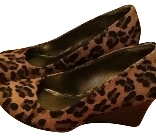 Preload https://item1.tradesy.com/images/dexter-leopard-print-wedges-size-us-65-143485-0-0.jpg?width=440&height=440
