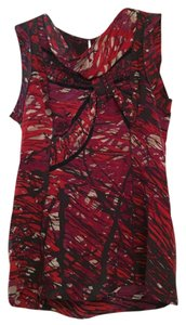 BCBGMAXAZRIA Top Multi color