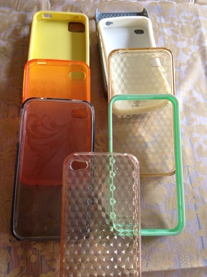 Other BUNCH OF 7! Iphone4s Covers