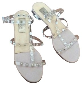 Valentino Clear Sandals