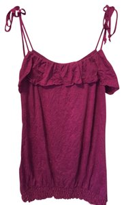 Fleurish Top purple