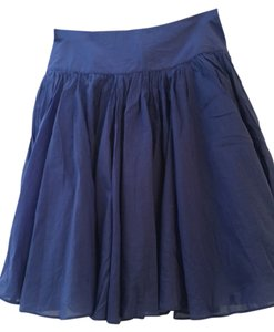 Lux Skirt Bright blue