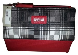 Kenneth Cole Travel Luggage Cosmetics Black, white, red Travel Bag
