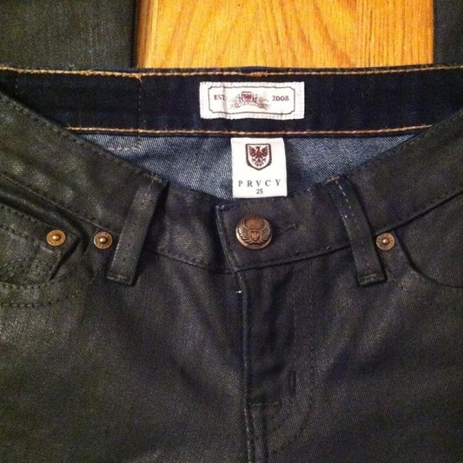PRVCY Boot Cut Jeans Image 2
