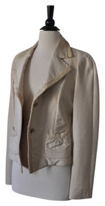 Max Mara Made In Italy Spring Summer beige Blazer