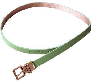 MICHAEL Michael Kors Mk Leather Reversible Belt
