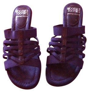 Mootsies Tootsies Navy Blue Sandals