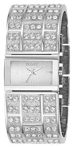 DKNY Swarovski Crystal Band Watch