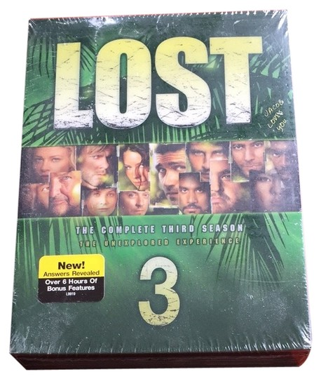 Other DVD - Lost Season 3