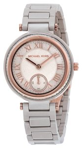 Michael Kors Michael Kors Women's Mini Skylar Grey Watch MK6241