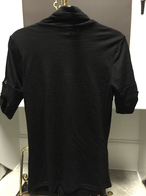 Burberry Turtleneck Sporty Comfortable Casual Sweater Image 1