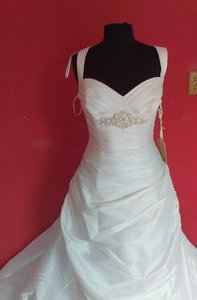 St. Patrick San Patrick Cartage Bridal Dress (57l) Wedding Dress