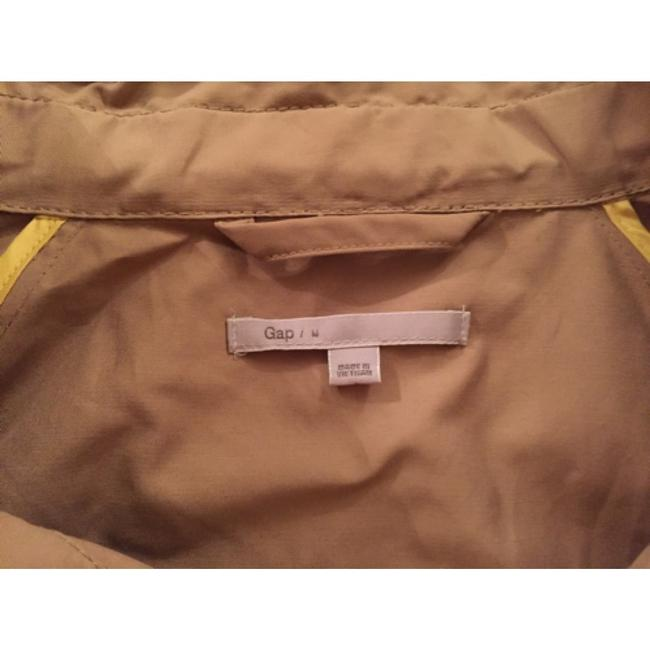 Gap Tan Jacket Image 1