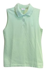 Brooks Brothers Hotels Brothers Polo Shirt 100% Cotton T Shirt Mint Green