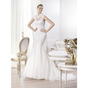 Pronovias Leroig Wedding Dress