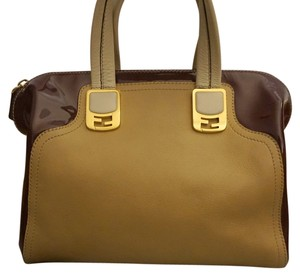Fendi Satchel in Two tone