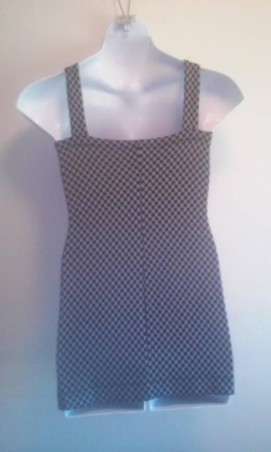 blak and grey Maxi Dress by Hype