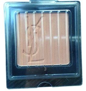Saint Laurent YSL Poudre de Soleil Bronzing Powder SPF 10 #3 in 0.31 Oz France