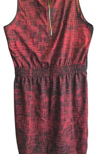 Lucky Brand short dress Back, red on Tradesy