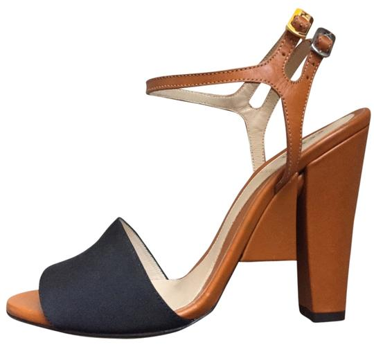 Fendi Camel Pumps