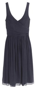 J.Crew J Crew Chiffon Bridesmaid Dress