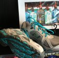 New Balance Gray, teal Athletic Image 2