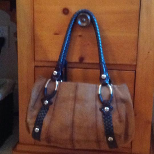 Preload https://img-static.tradesy.com/item/14357443/brighton-camel-and-brown-suede-leather-hobo-bag-0-0-540-540.jpg