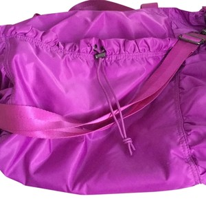 lucy Purple Travel Bag