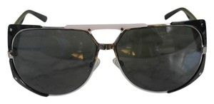 Dior NEW Dior Enigmatic Oversized Aviator Shield Sunglasses $565