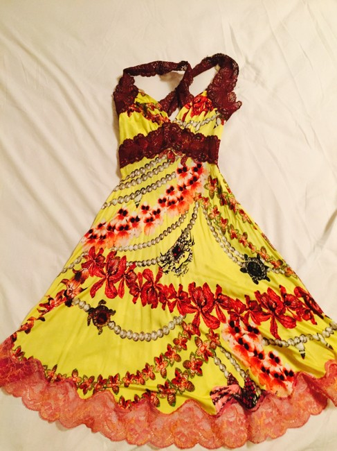 colored Maxi Dress by Just Cavalli Image 3