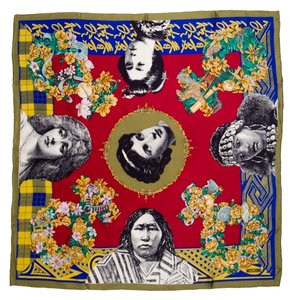 Moschino Female Icons Scarf
