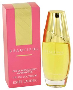 Este Lauder BEAUTIFUL by ESTEE LAUDER Eau de Parfum Spray for Women 1.0 oz / 30 ml