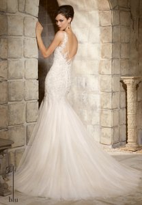 Mori Lee Blu 5365 Wedding Dress