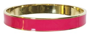Kate Spade Kate Spade Classic Magenta Stacking Bangle NWT with Dust Bag! Perfect Pop of Color