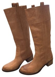 Lucky Brand Tan Boots