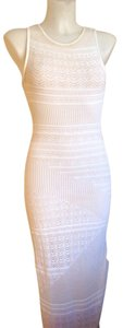 White Maxi Dress by Rachel Roy