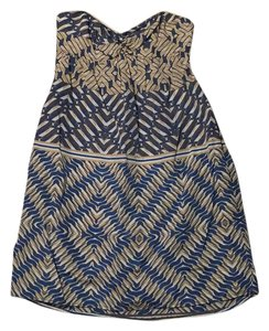 Corey Lynn Calter short dress Blue on Tradesy