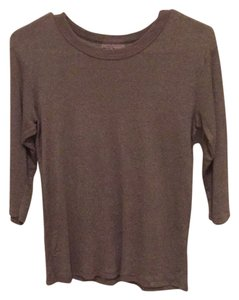 Michael Stars T Shirt Taupe